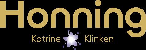 Logo Honning af Katrine Klinken